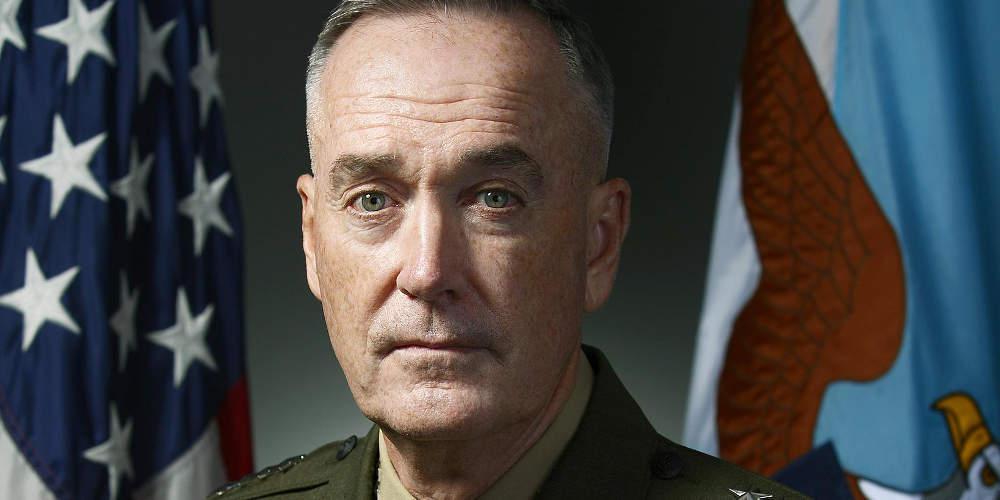 Στην Ελλάδα ο Αρχηγός των Ενόπλων Δυνάμεων των ΗΠΑ