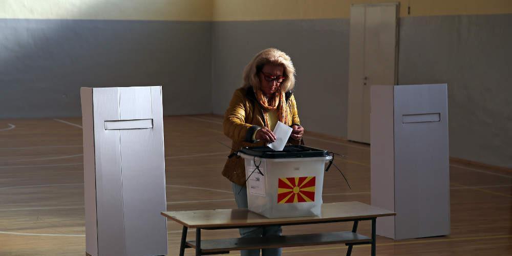 Διεργασίες στα κόμματα για τις προεδρικές εκλογές την άνοιξη στα Σκόπια