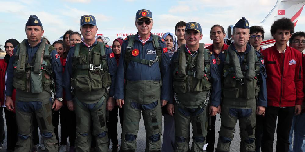 Απειλεί ο Ερντογάν: Θέλει να αυξήσει την στρατιωτική παρουσία της Τουρκίας στη Συρία
