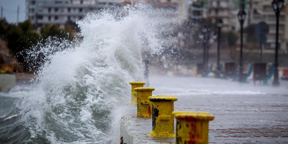 Πρόγνωση καιρού: Φτάνει σήμερα ο «Γηρυόνης» και φέρνει σφοδρές καταιγίδες και χαλάζι