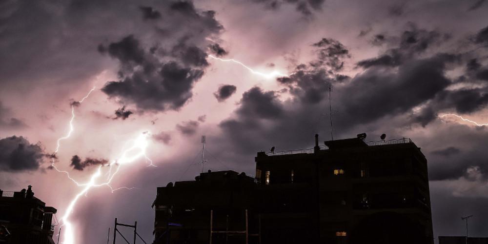Προσοχή: Για 10η μέρα καταιγίδες στην χώρα – Δείτε την πρόγνωση καιρού