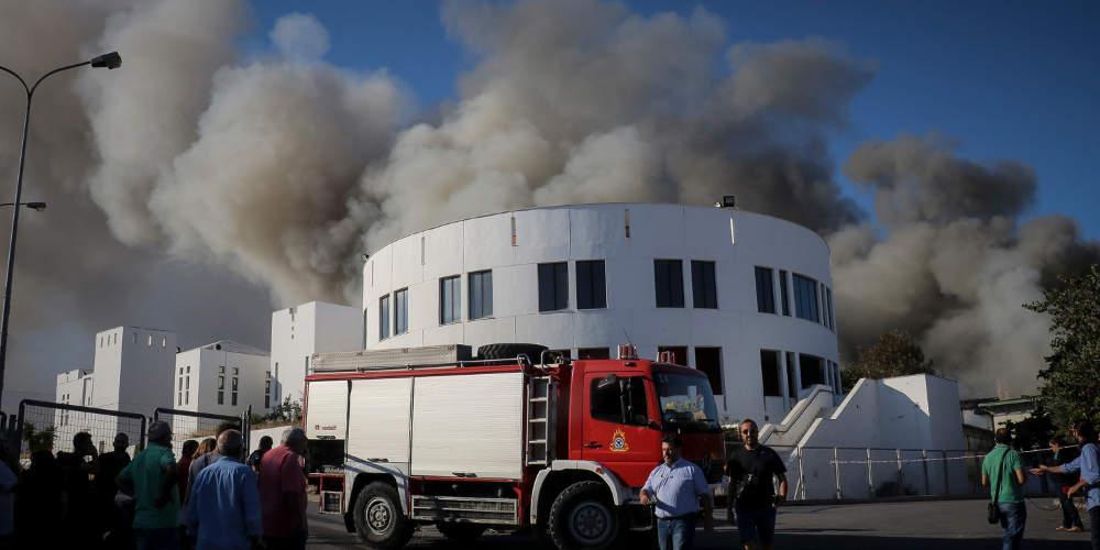 Η επόμενη μέρα μετά την πυρκαγιά στο Πανεπιστήμιο Κρήτης: Έρευνες για τις επιπτώσεις – Αγωνία για τη διαμονή των φοιτητών