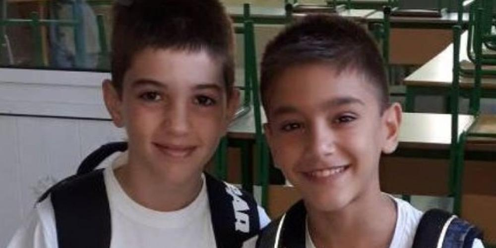 Βίντεο-ντοκουμέντο από την απαγωγή των δύο 11χρονων αγοριών στη Λάρνακα