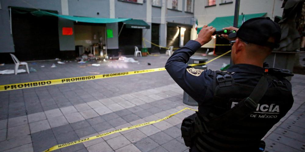 Πέντε νεκροί και 8 τραυματίες μετά από πυροβολισμούς στο Μεξικό