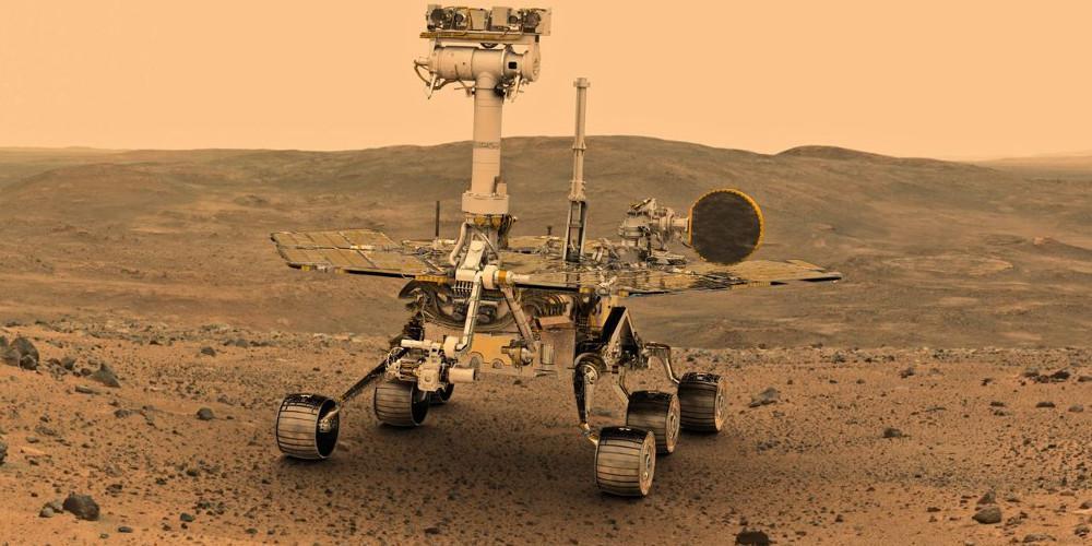 Τέλος εποχής για το σιωπηλό ρόβερ Opportunity στον Άρη - Κηρύχθηκε και «νεκρό» από τη NASA