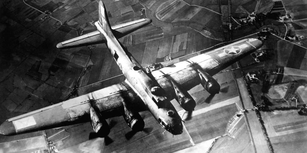 Οι βόμβες του Β' Παγκοσμίου Πολέμου άφησαν το αποτύπωμά τους ως τα σύνορα του διαστήματος