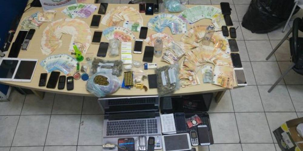 Νέο χτύπημα στα καρτέλ ναρκωτικών από το Λιμενικό: Συνέλαβαν εγκληματική οργάνωση
