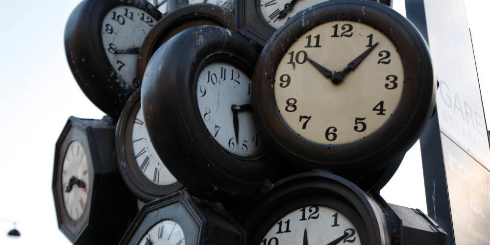 Προσοχή: Αλλάζει η ώρα την Κυριακή τα ξημερώματα