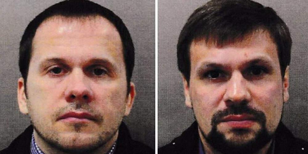 «Ψεύτικο τηλεοπτικό σόου η συνέντευξη των δύο Ρώσων στην υπόθεση Σκριπάλ»