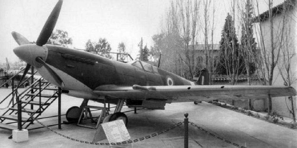 Σπιτφάιρ MJ755: Επιστρέφει στην Ελλάδα το θρυλικό αεροσκάφος