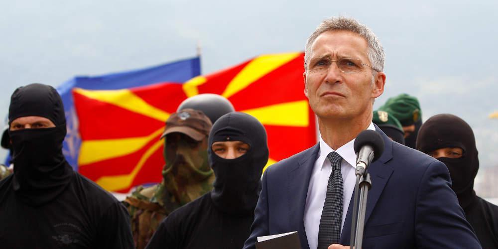 Στόλτενμπεργκ: Στις 6 Φεβρουαρίου υπογράφεται το πρωτόκολλο ένταξης των Σκοπίων στο ΝΑΤΟ