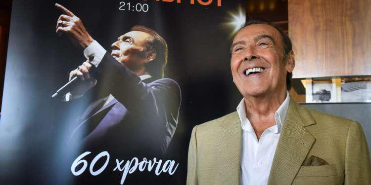 Τόλης Βοσκόπουλος: Ο γιος του μανάβη που «μάγεψε» την Ελλάδα