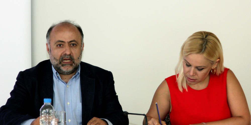 Υποψήφιος στην Α' Αθηνών με τη ΝΔ ο δημοσιογράφος Δημήτρης Τσιόδρας