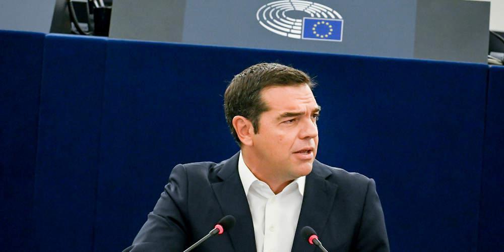 Στις Βρυξέλλες για δείπνο-αποτίμηση των Ευρωεκλογών ο Τσίπρας