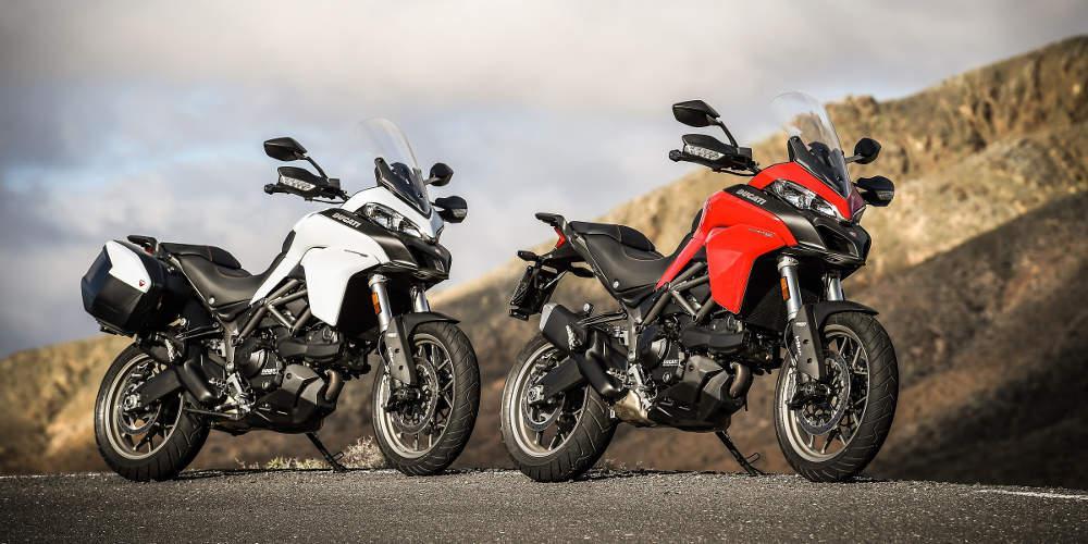 Νέο χρηματοδοτικό πρόγραμμα για την Ducati Multistrada 950