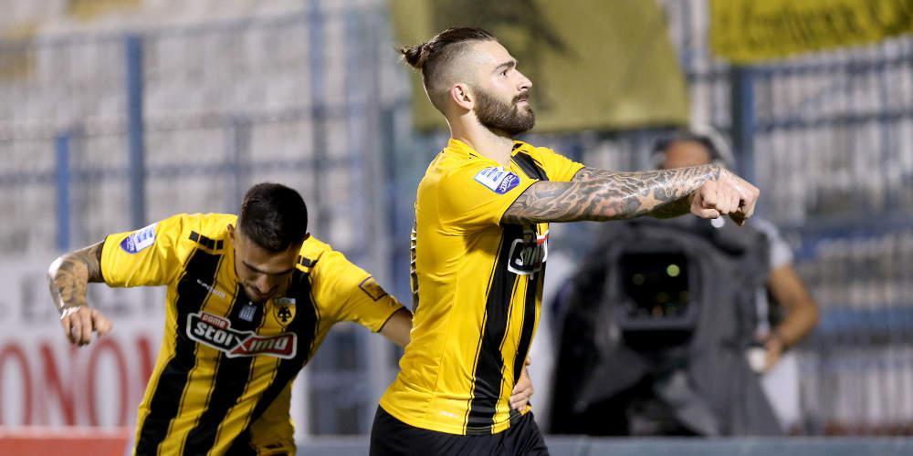 Άνετη νίκη στη γειτονιά της η ΑΕΚ με το μυαλό στη Μπάγερν – 2-0 τον Απόλλωνα στη Ριζούπολη