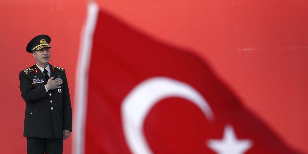 Νέο παραλήρημα Ακάρ: Θα προστατεύουμε τα δικαιώματα μας σε Αιγαίο και Κύπρο