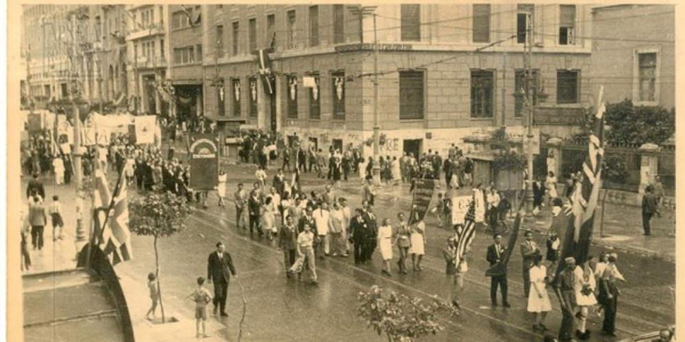 Σαν σήμερα: Η γλυκιά λευτεριά επέστρεφε στην Αθήνα μετά από 1.264 μέρες γερμανικής κατοχής