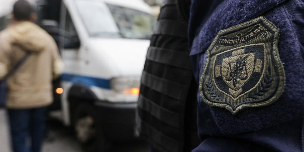 Κινηματογραφική ληστεία στο Μαρούσι με ληστή… μεταμφιεσμένο αστυνομικό