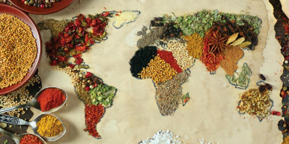 Αυτά είναι τα πιο αντιπροσωπευτικά φαγητά ανά χώρα σε όλο τον πλανήτη!