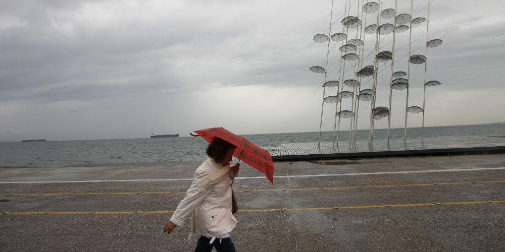 Πρόγνωση καιρού: Πότε θα επιδεινωθεί ο καιρός και ποιες περιοχές θα επηρεαστούν