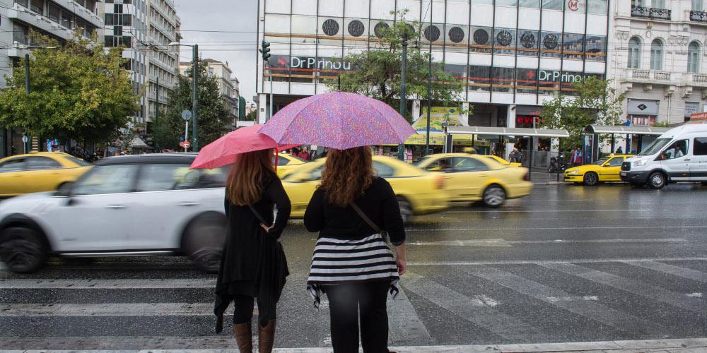 Πρόγνωση καιρού: Άστατος ο καιρός την Τρίτη με τοπικές βροχές