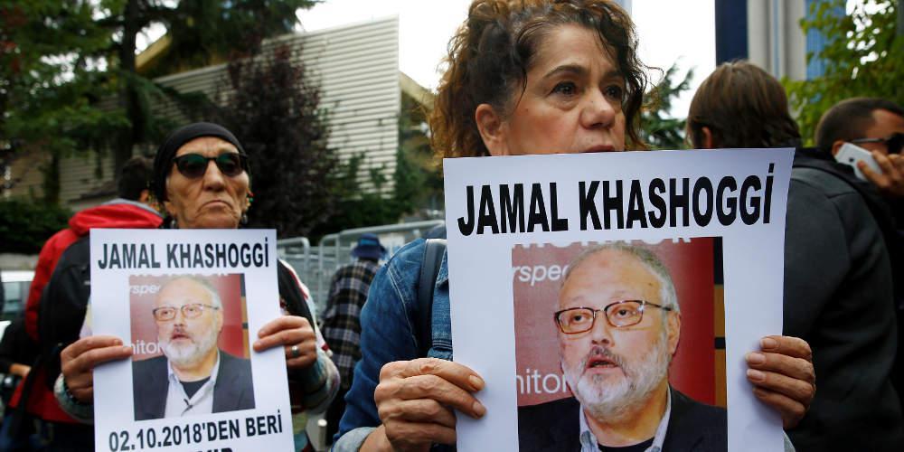Ο Τζαμάλ Κασόγκι και οι «φύλακες» δημοσιογράφοι, Πρόσωπα της Χρονιάς σύμφωνα με το TIME [εικόνα]