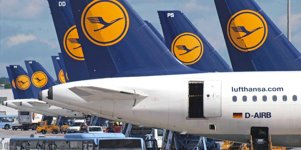 Lufthansa: Συμφώνησαν Βερολίνο και Κομισιόν για τη διάσωση της εταιρείας