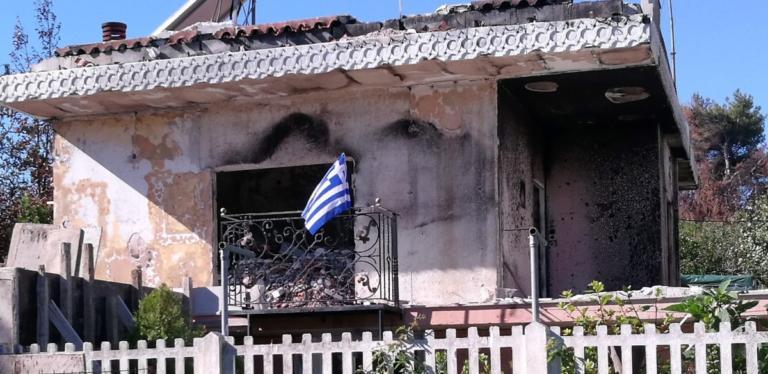 «Μάτι Ξανά»: Συστήνεται Αστική ΜΚΟ για την ανάπλαση των περιοχών που κάηκαν