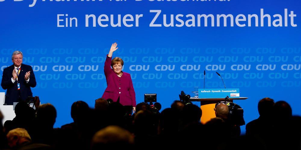Δώδεκα οι «δελφίνοι» της Μέρκελ για την προεδρία στο CDU