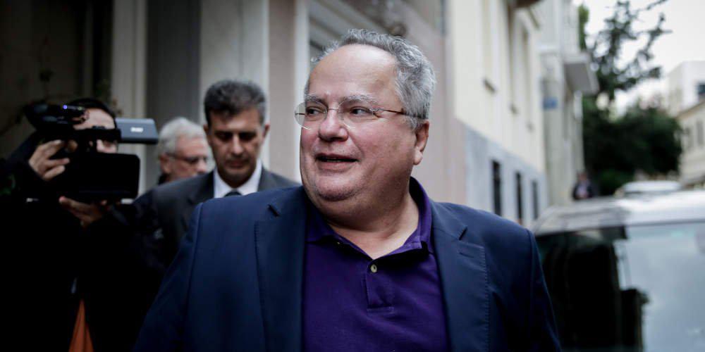 Κοτζιάς: Θα στηρίξουμε ΣΥΡΙΖΑ αλλά χωρίς λευκή επιταγή επ' αόριστον