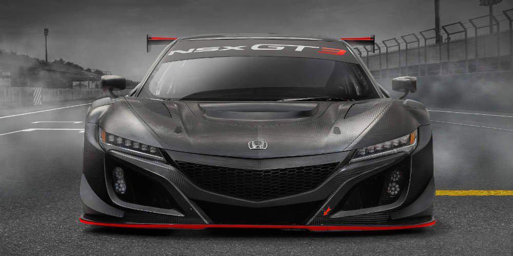 Νέα βελτιωμένη έκδοση NSX GT3 Evo με αγωνιστικό DNA
