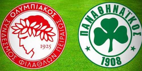Ολυμπιακός - Παναθηναϊκός  1-1 Olympiakos-panathinaikos-500-500x250