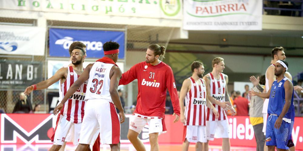 Basket League: Ντέρμπι Άρης-Ολυμπιακός και δύσκολή αποστολή για Παναθηναϊκό με Ρέθυμνο σήμερα