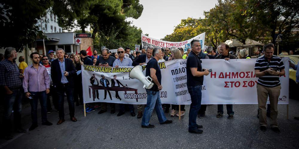 Απεργία και συγκέντρωση της ΠΟΕΔΗΝ την Πέμπτη στο υπουργείο Υγείας