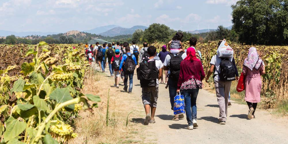 Έρευνα ΟΗΕ: Οι πρόσφυγες δεν περνούν αλλά μένουν στην Ελλάδα
