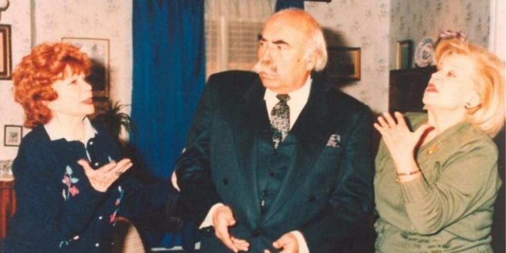 Πέθανε ο Νίκος Κούρος, ο «φαρμακοποιός» της σειράς «Ρετιρέ»