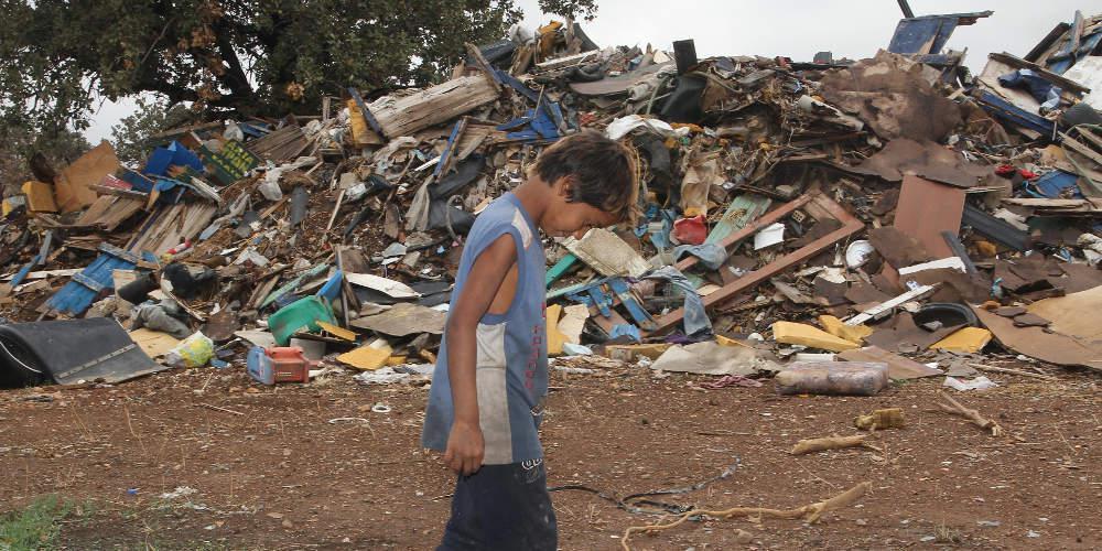 Ρομά: Οι… αόρατοι τσιγγάνοι της Ελλάδας