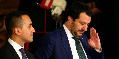 Ξεκίνησε η ιταλική… kolotoumba: Όπισθεν ολοταχώς για το έλλειμμα από Σαλβίνι-Ντι Μάιο