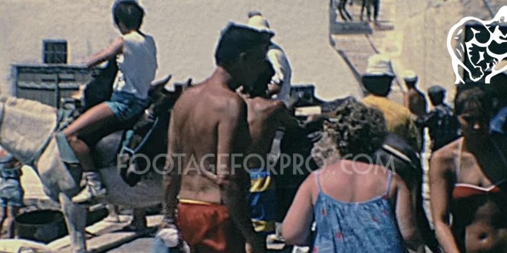 Σαντορίνη 1987: Οι ντόπιοι, η καλντέρα και οι πρώτοι τουρίστες