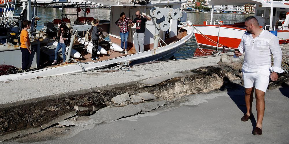 Αποκλειστικό: Επί πέντε μήνες περίμεναν έναν μεγάλο σεισμό στη Ζάκυνθο!