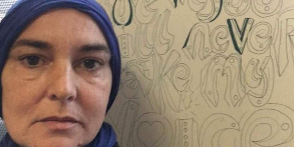 «Απασφάλισε» η… μουσουλμάνα Σίνεντ Ο' Κόνορ: Οι «λευκοί» είναι αηδιαστικοί