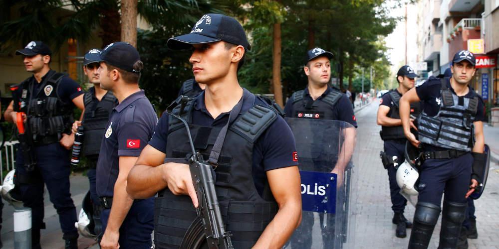 Συνελήφθησαν 4 Κούρδοι δήμαρχοι στην Τουρκία ως «τρομοκράτες»