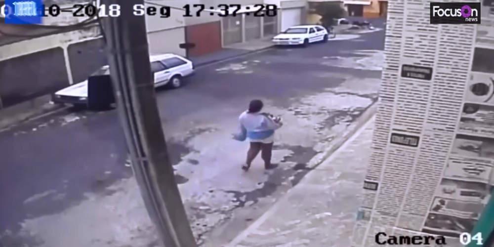 Απίστευτο: Πέταξε το μωρό της… στα σκουπίδια για να μην απολυθεί [βίντεο]