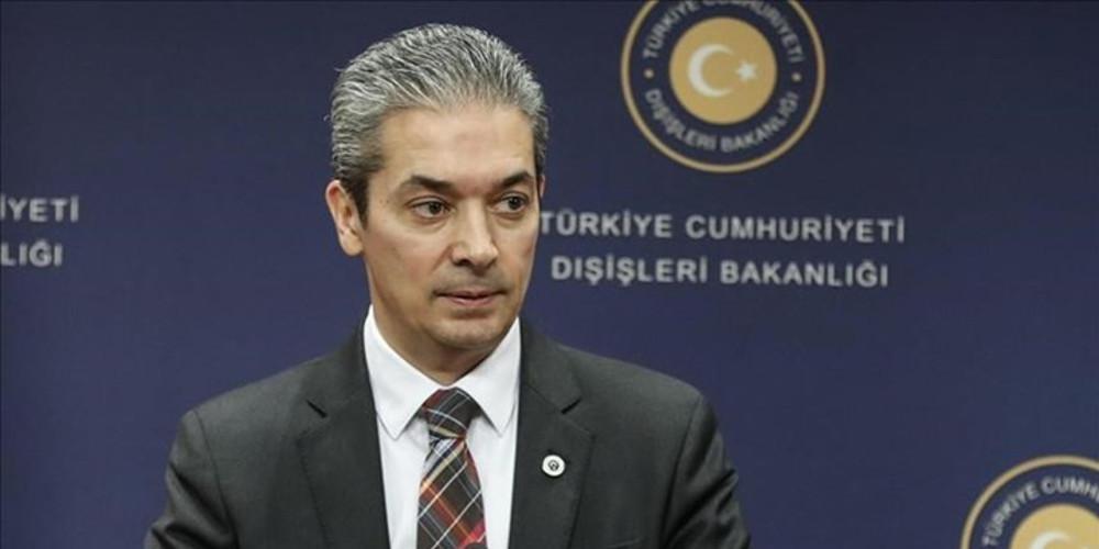 Νέες εμπρηστικές δηλώσεις Ακσόι: «Στην Αν. Μεσόγειο η Ελλάδα αυξάνει την ένταση όχι η Τουρκία»