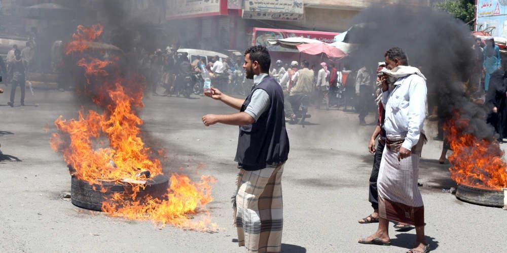 Χάος στην Υεμένη: Νεκροί 70 κυβερνητικοί στρατιώτες από επίθεση σιιτών ανταρτών