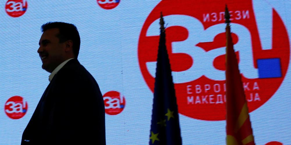 Τρίζει η καρέκλα του Ζάεφ - Πρόωρες εκλογές στις 12 Απριλίου στα Σκόπια