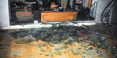 Σεισμός στη Ζάκυνθο: Εβδομήντα δύο κτίρια κρίθηκαν ακατάλληλα