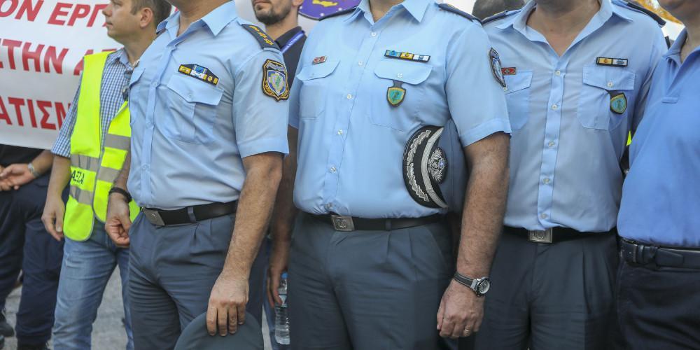 Στους δρόμους την Πέμπτη οι αστυνομικοί: Συγκέντρωση στο υπουργείο Προστασίας του Πολίτη