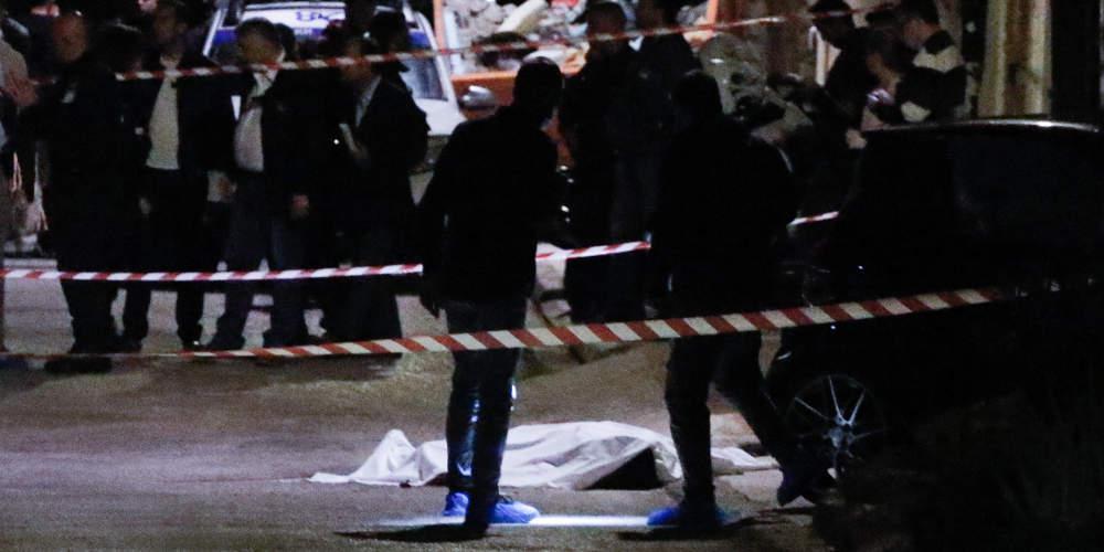 Νέες φωτογραφίες-ντοκουμέντο δευτερόλεπτα πριν δολοφονηθεί ο Γιάννης Μακρής